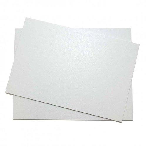 Witte cakeboards - 335 x 255 mm (per 10 stuks)