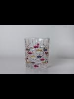 Skloglass Montreal whisky glas kleurenmix/ 6st