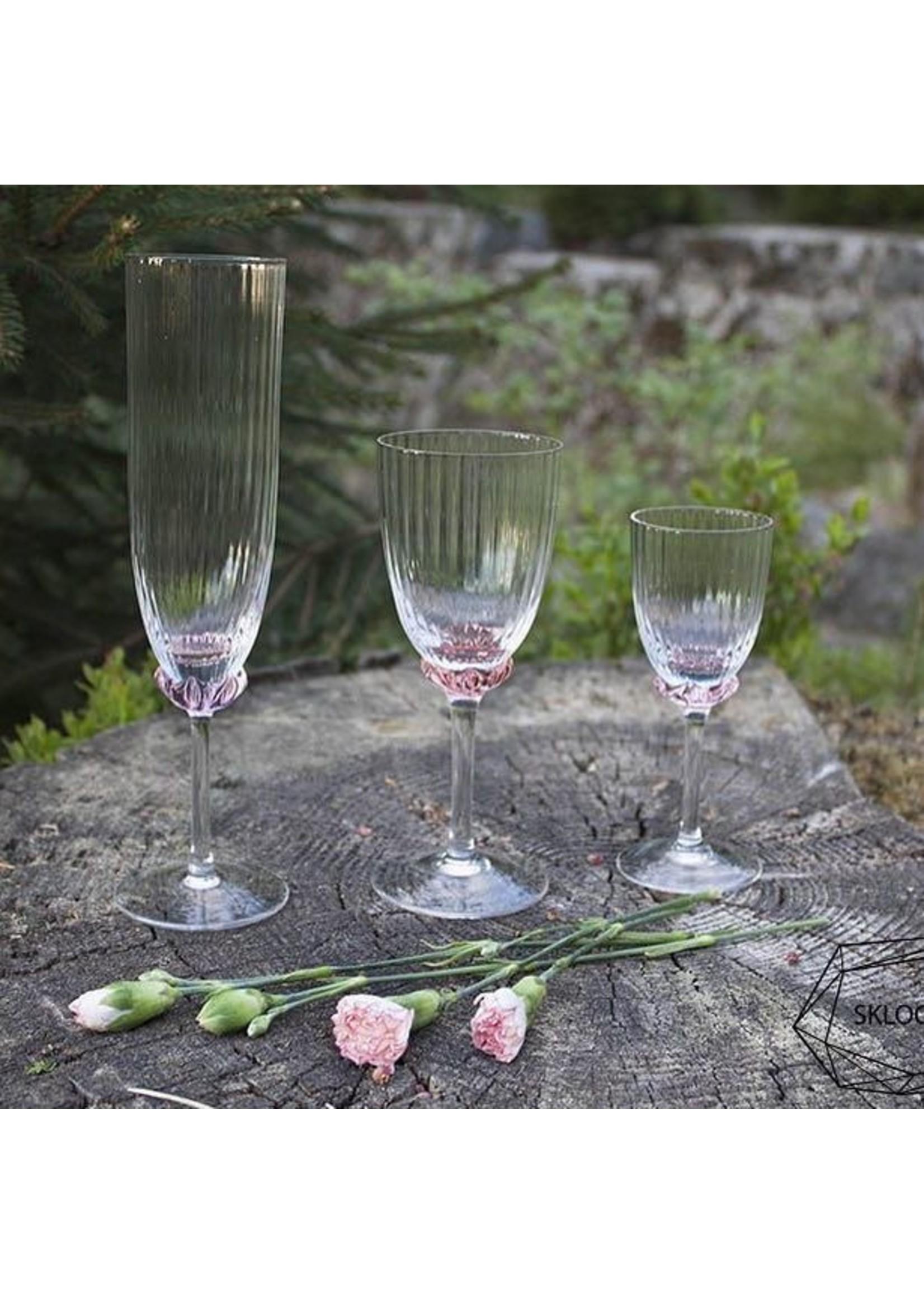 Skloglass Sakura wijnglas / 2st
