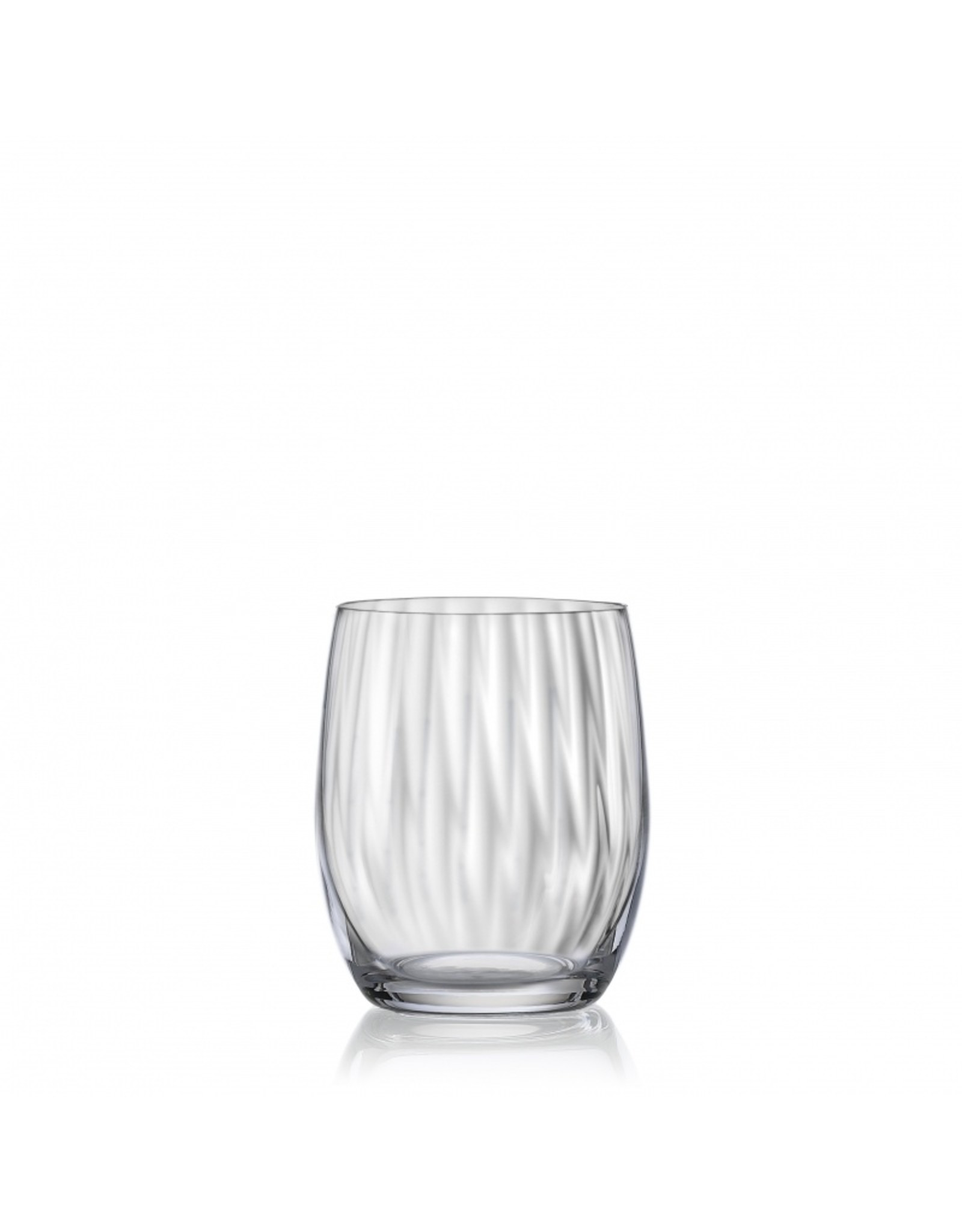 Crystalex Kristallen whiskyglas Waterfall 300 ml /6st