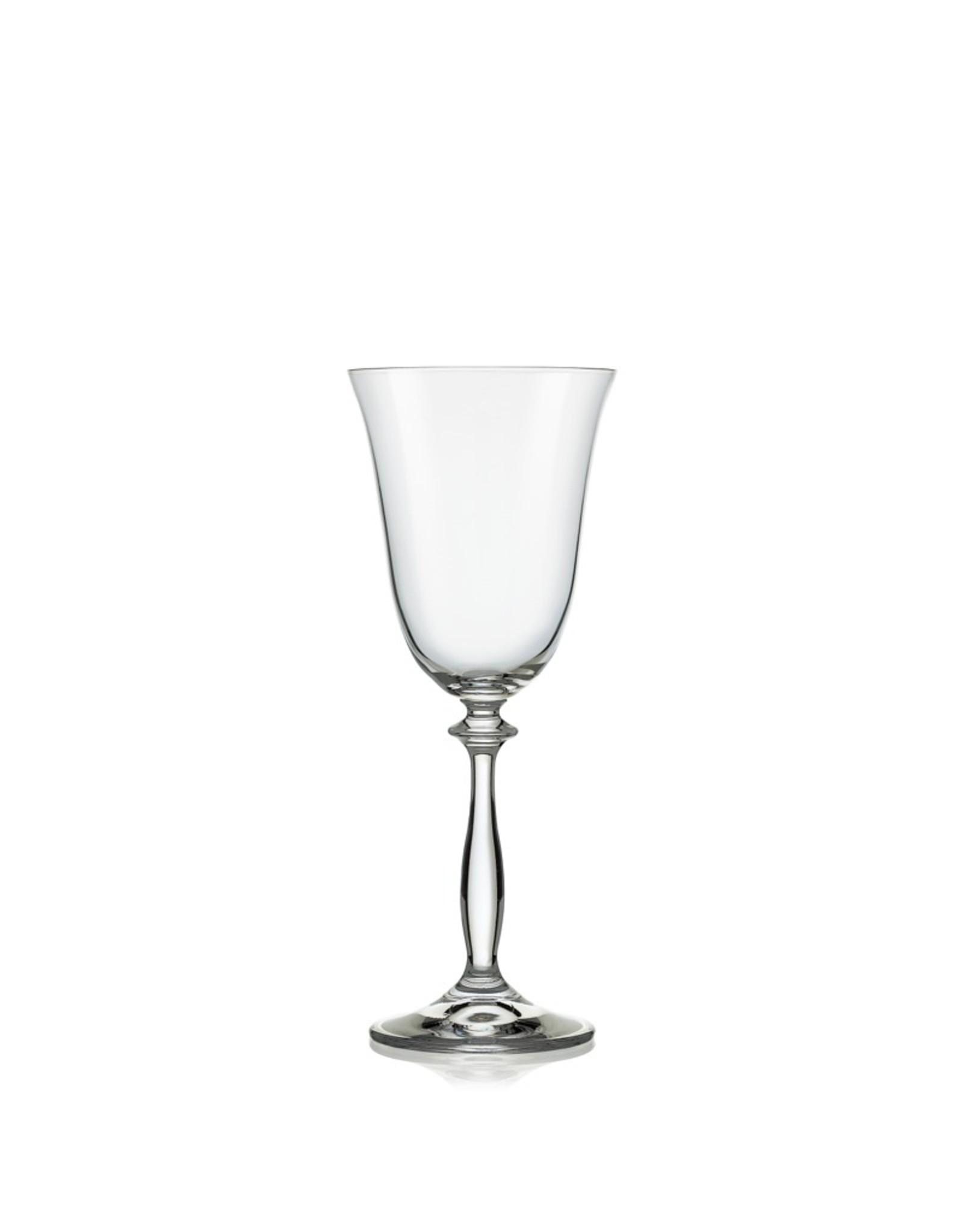 Crystalex Kristallen wijnglas Angela 185 ml /6st