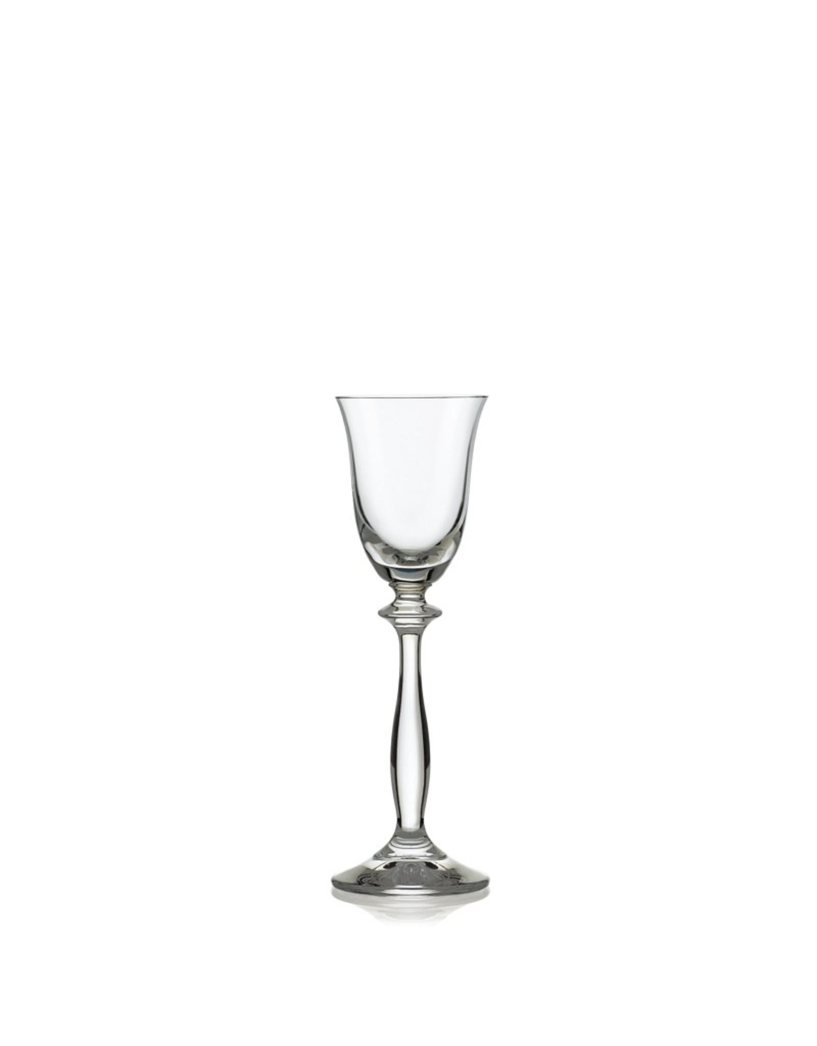 Crystalex Kristallen likeurglas Angela 60 ml /6st