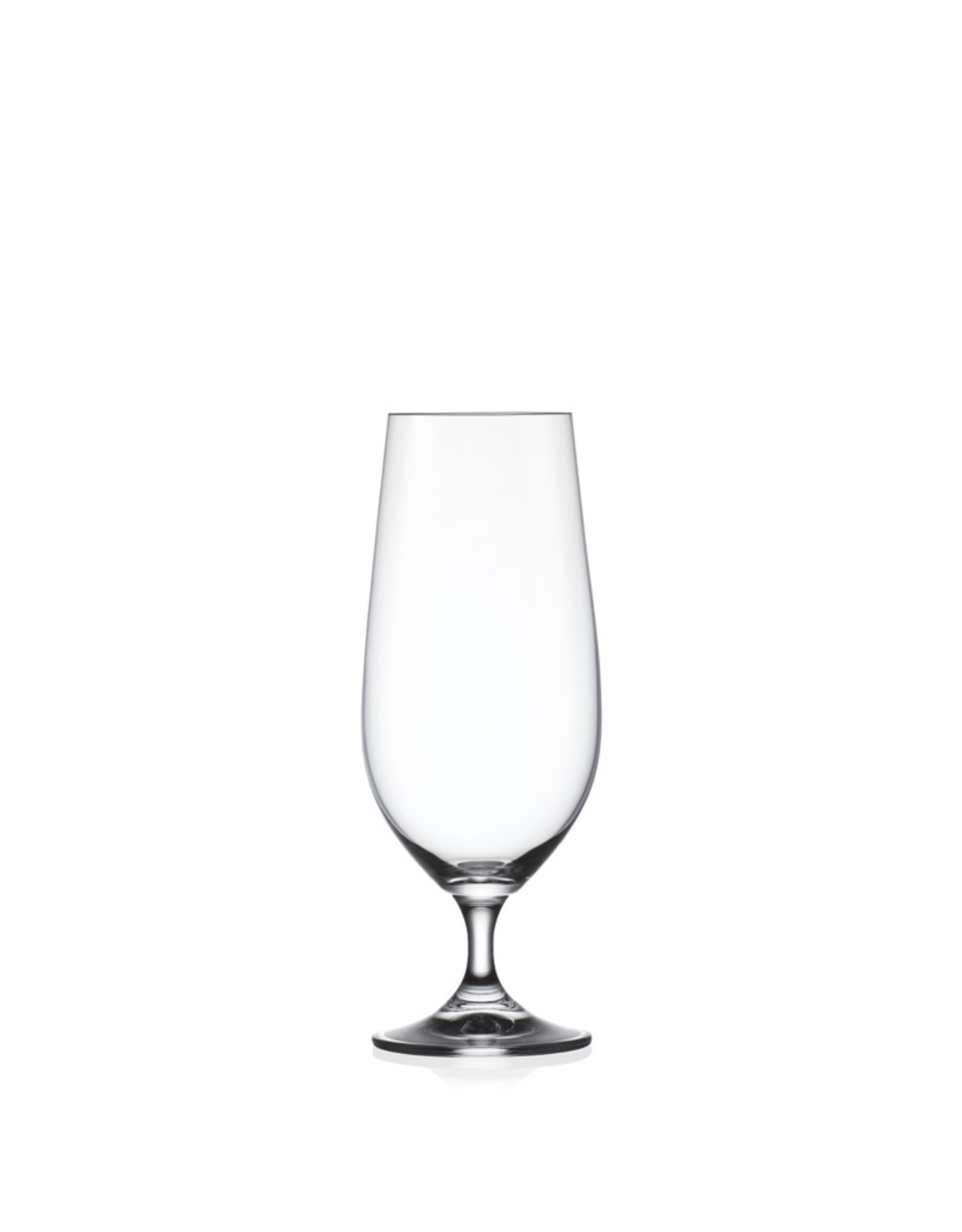 Crystalex Kristallen bierglas Lara 380ml /6st