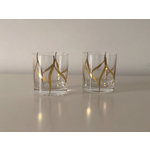 Skloglass Leaf whisky glas 250 ml /6st