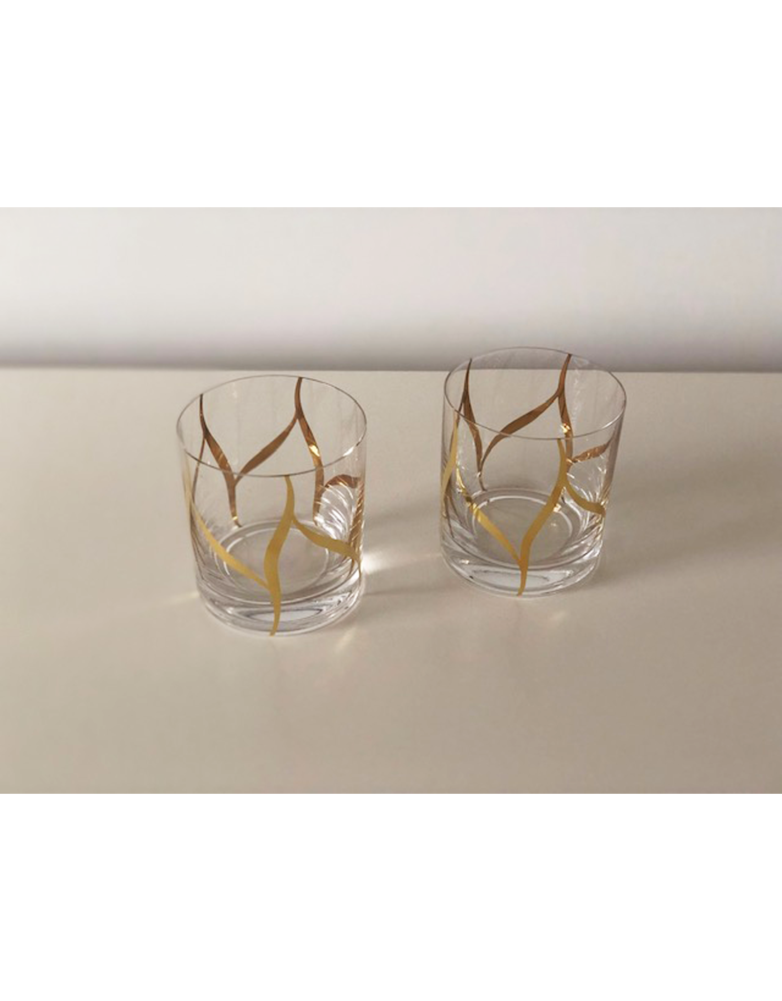 Skloglass Leaf whisky glas 250 ml /6st