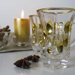 Gedecoreerd glas