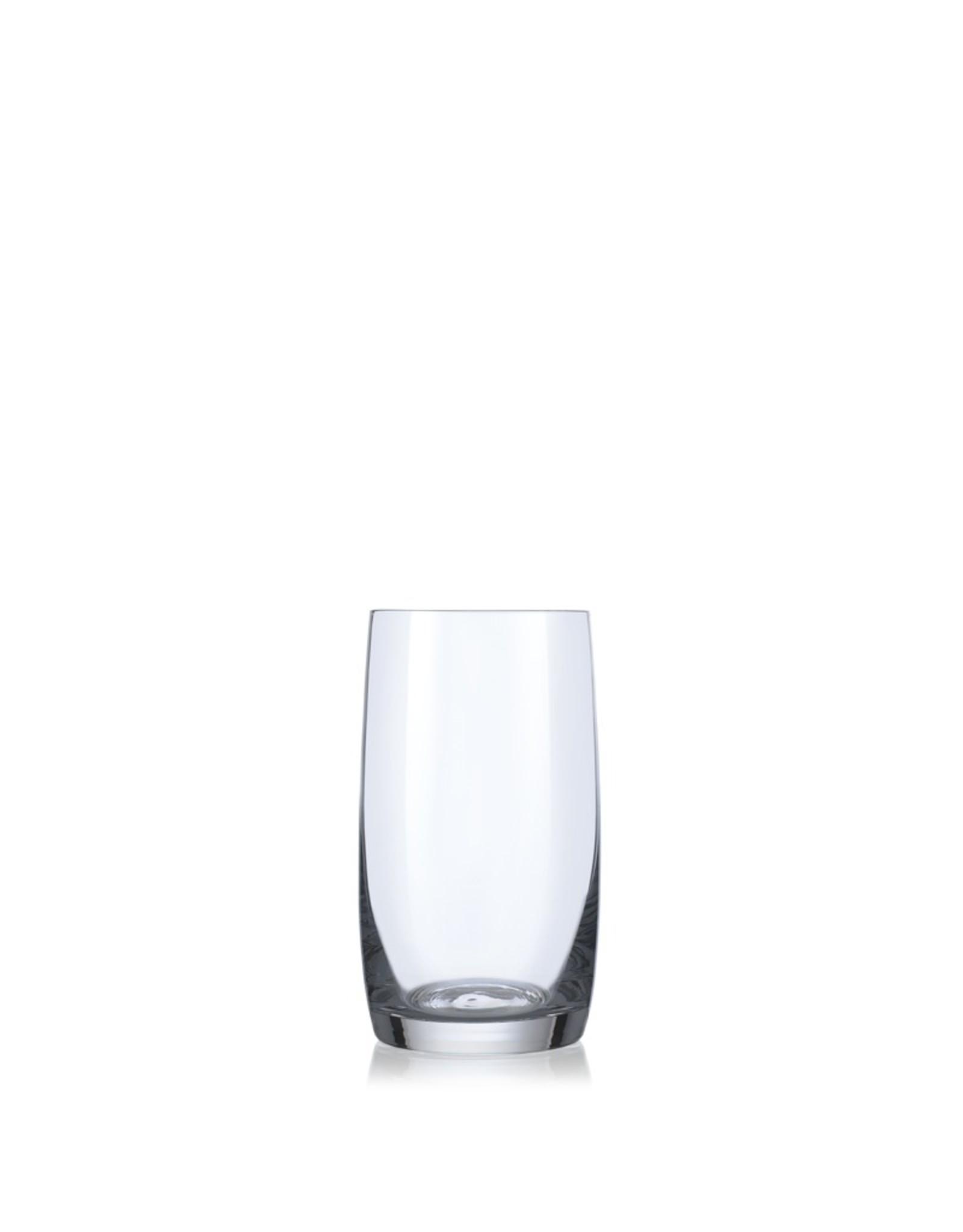 Crystalex Kristallen waterglas Ideal 380 ml /6st