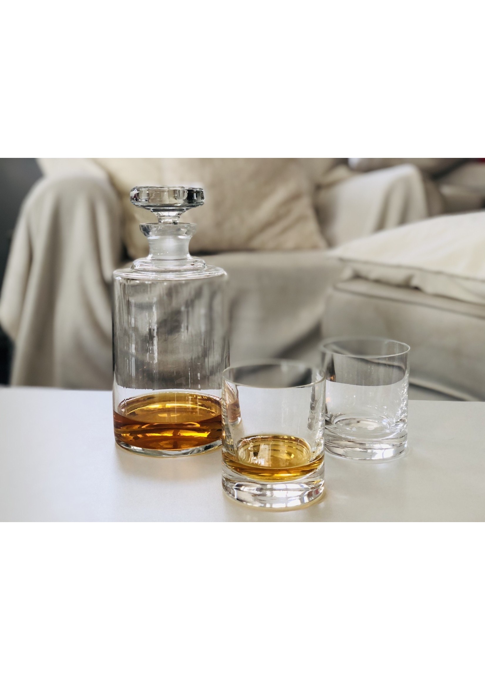 Skloglass Puur whisky set 7 delig
