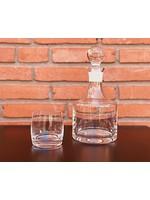 Skloglass Bora whisky set 7 delig