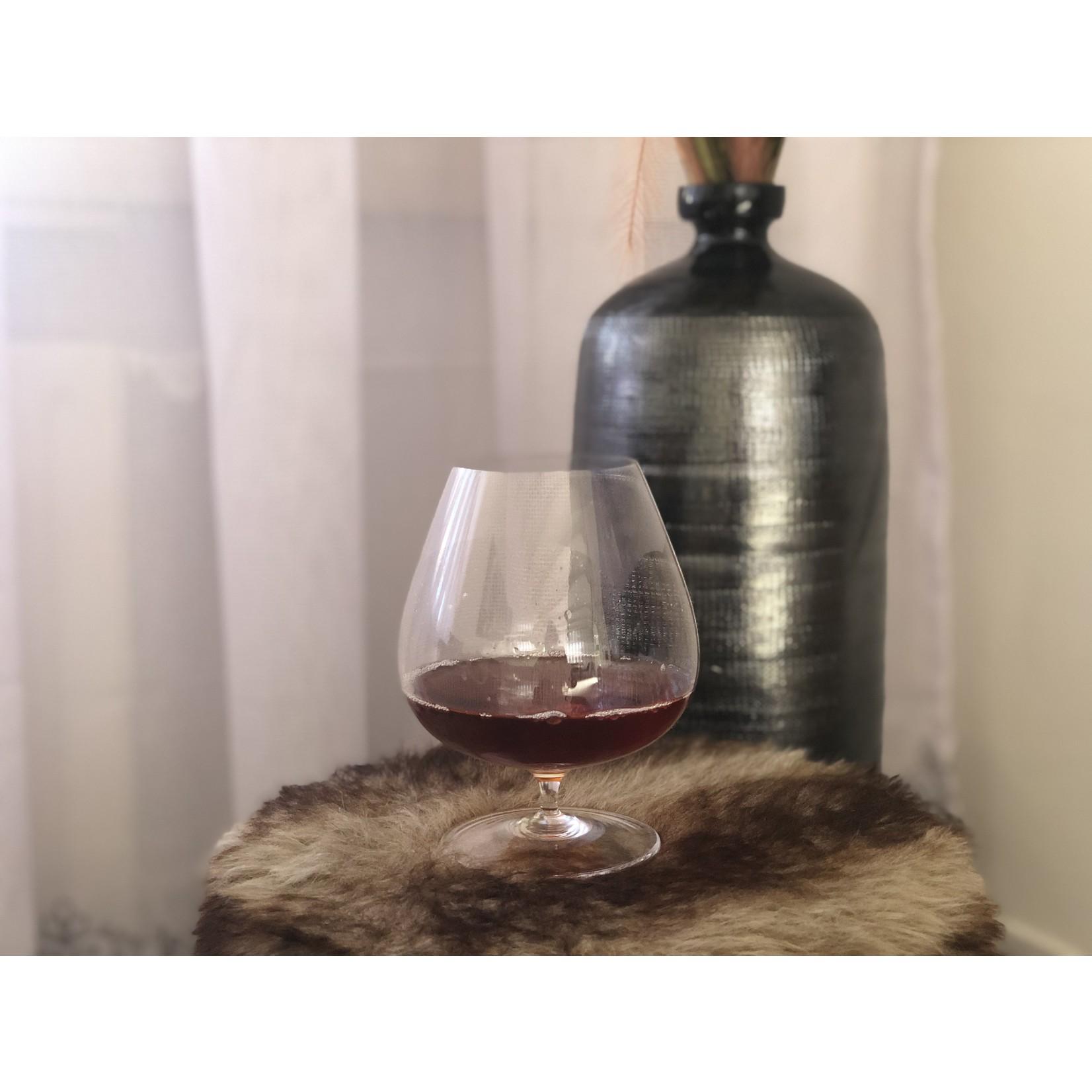 Skloglass Handgemaakte kristallen cognac glas