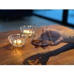 Skloglass Cognac glas handgemaakt Enigma