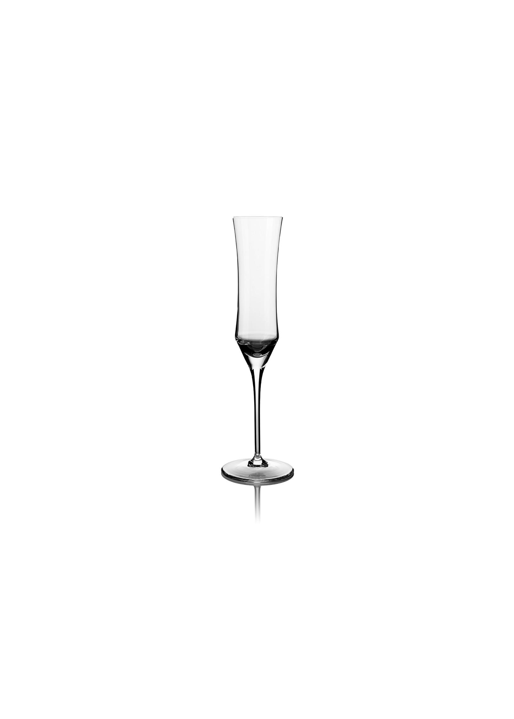 Skloglass Handgemaakte  champagneglazen IRIS