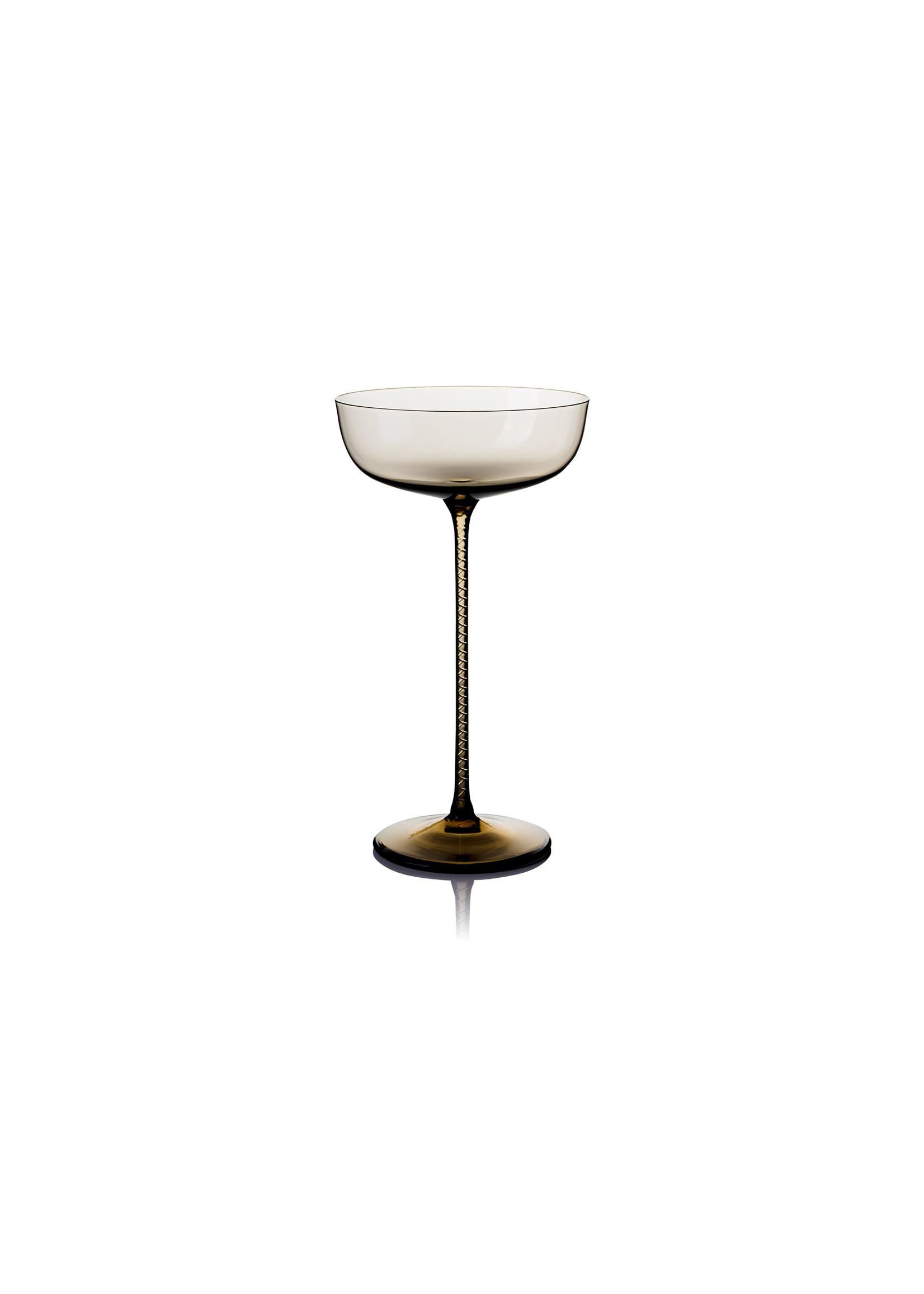 Skloglass Tangled champagneglas / 2st