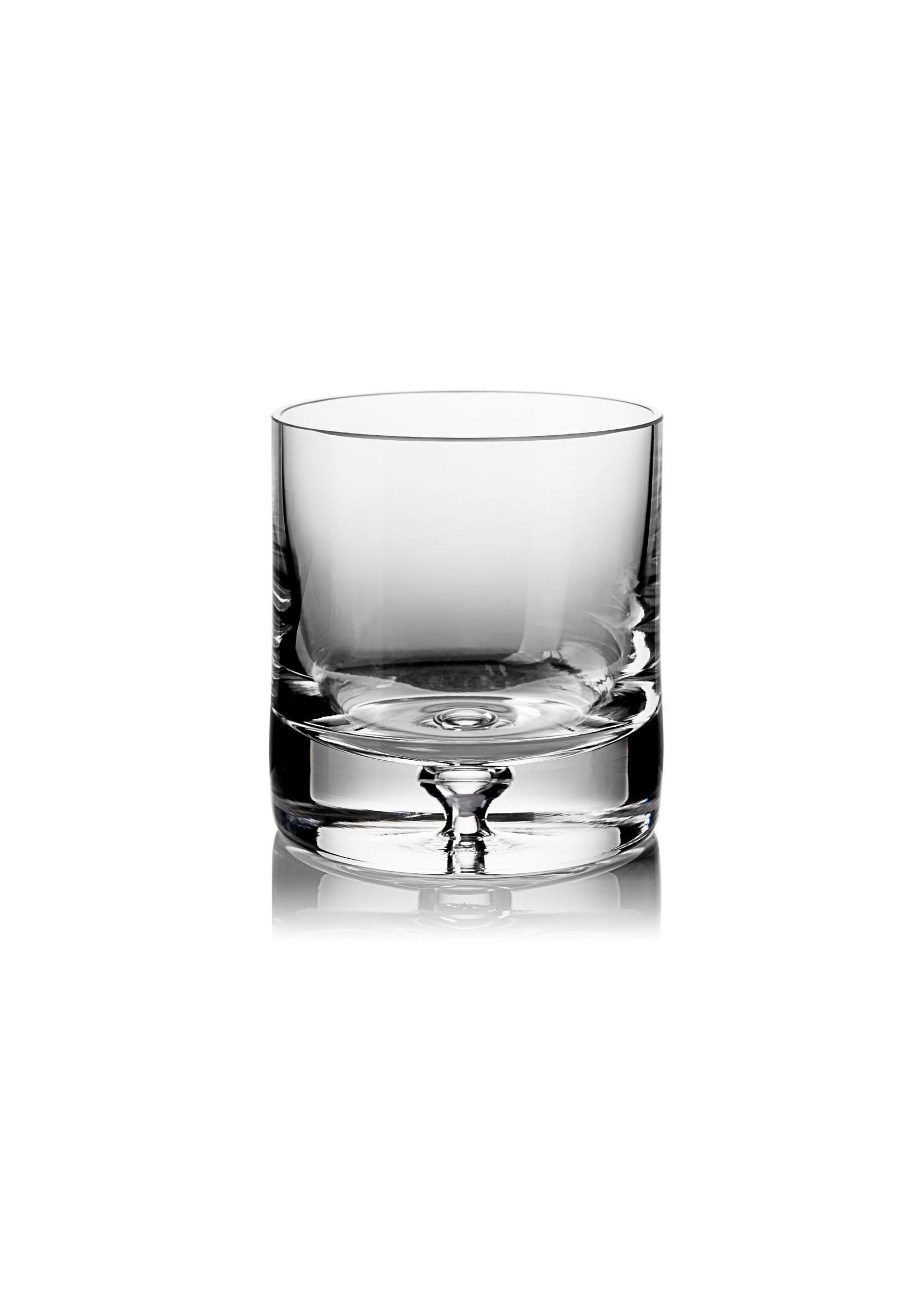 Skloglass Handgemaakt kristallen whiskyglas Bubble