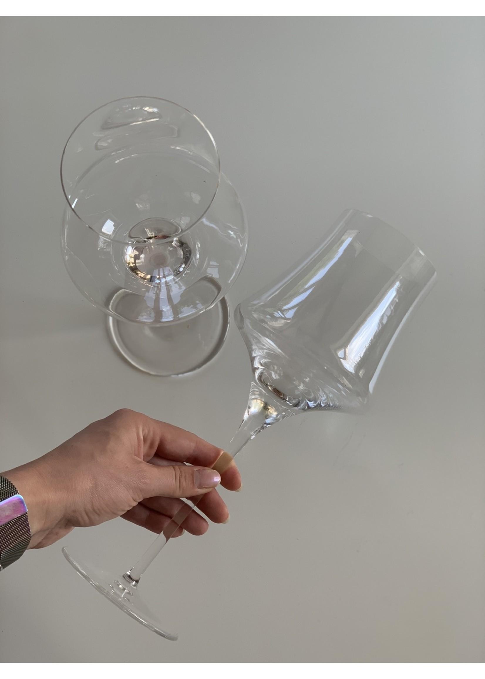 Skloglass Handgemaakte wijnglazen  IRIS