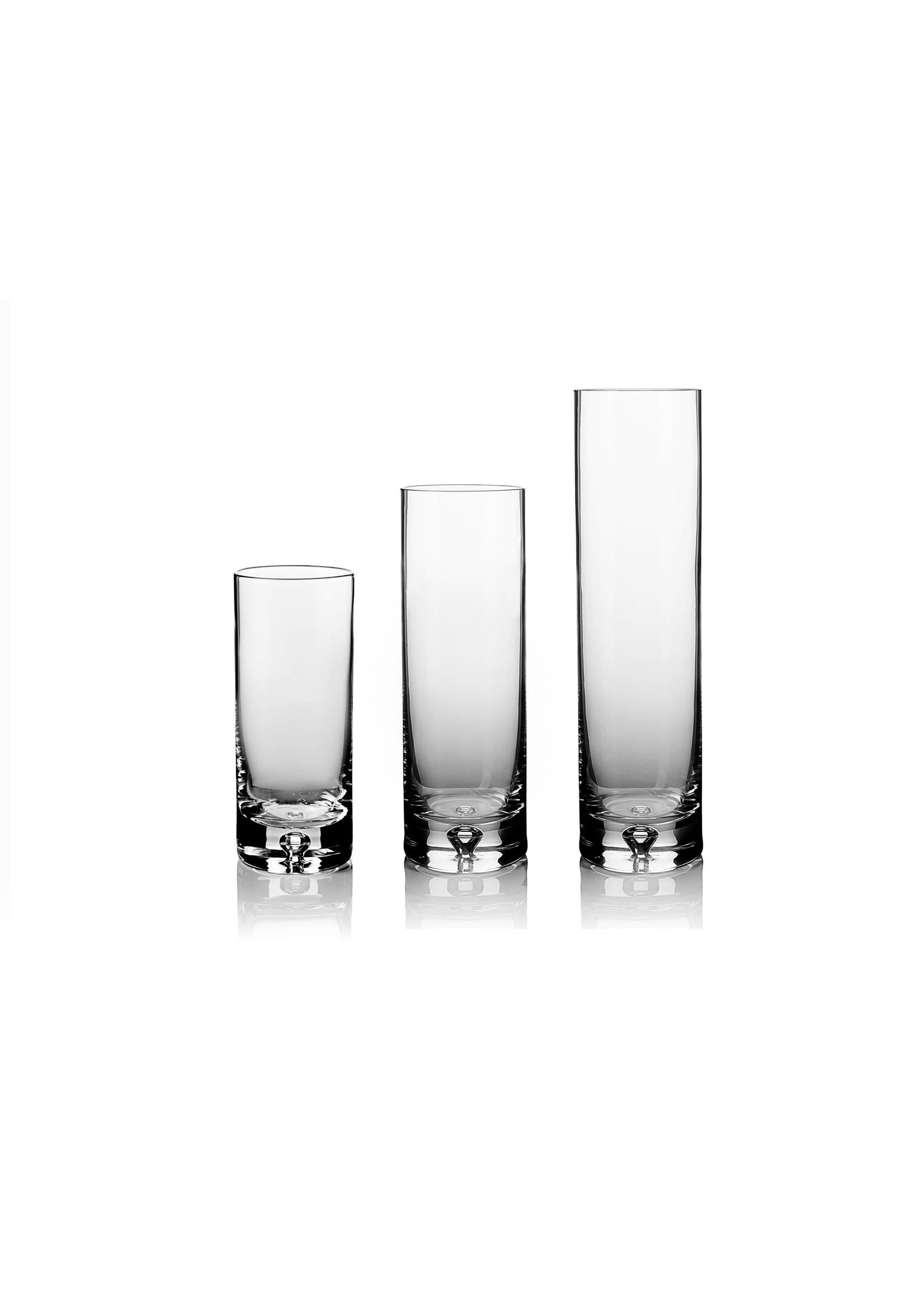 Skloglass Handgemaakt kristallen Bubble vaas