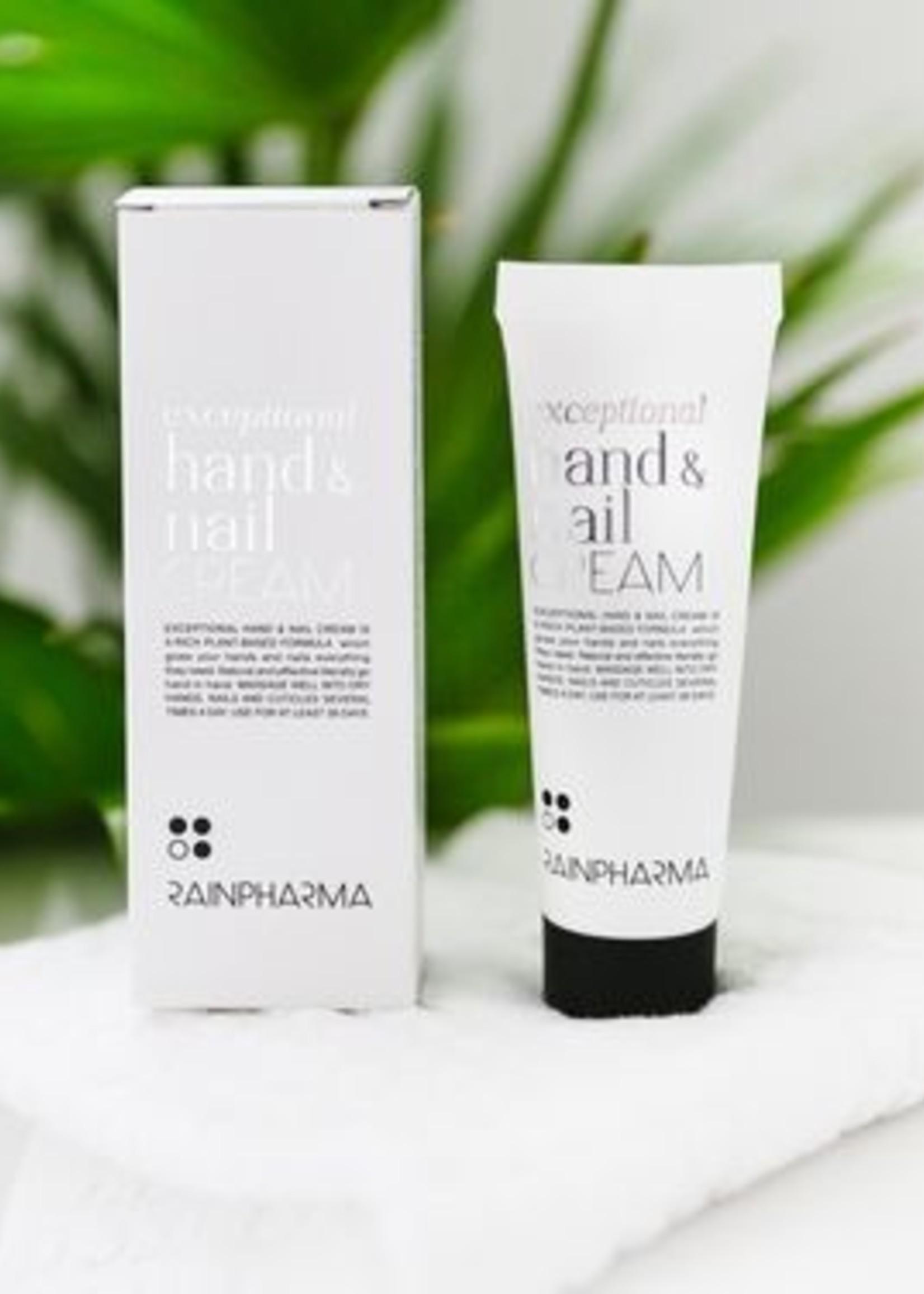 Rainpharma EXCEPTIONAL HAND & NAIL CREAM
