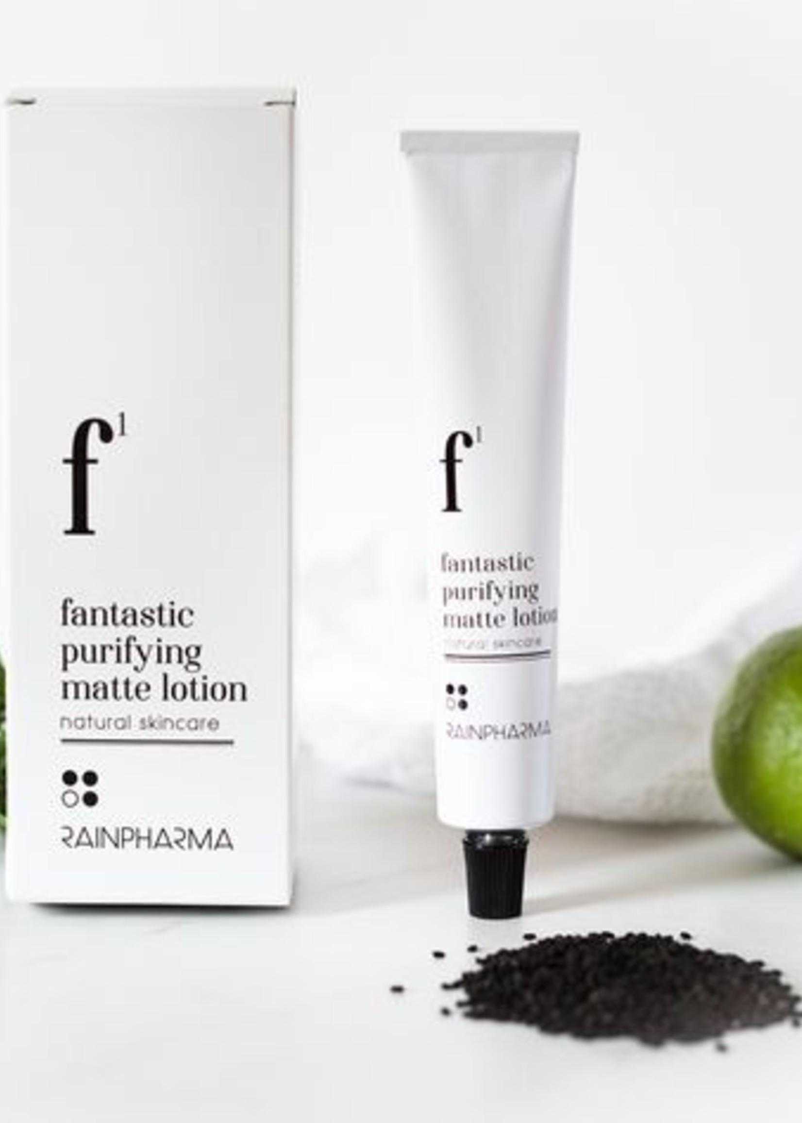 Rainpharma F1 - FANTASTIC PURIFYING MATTE LOTION