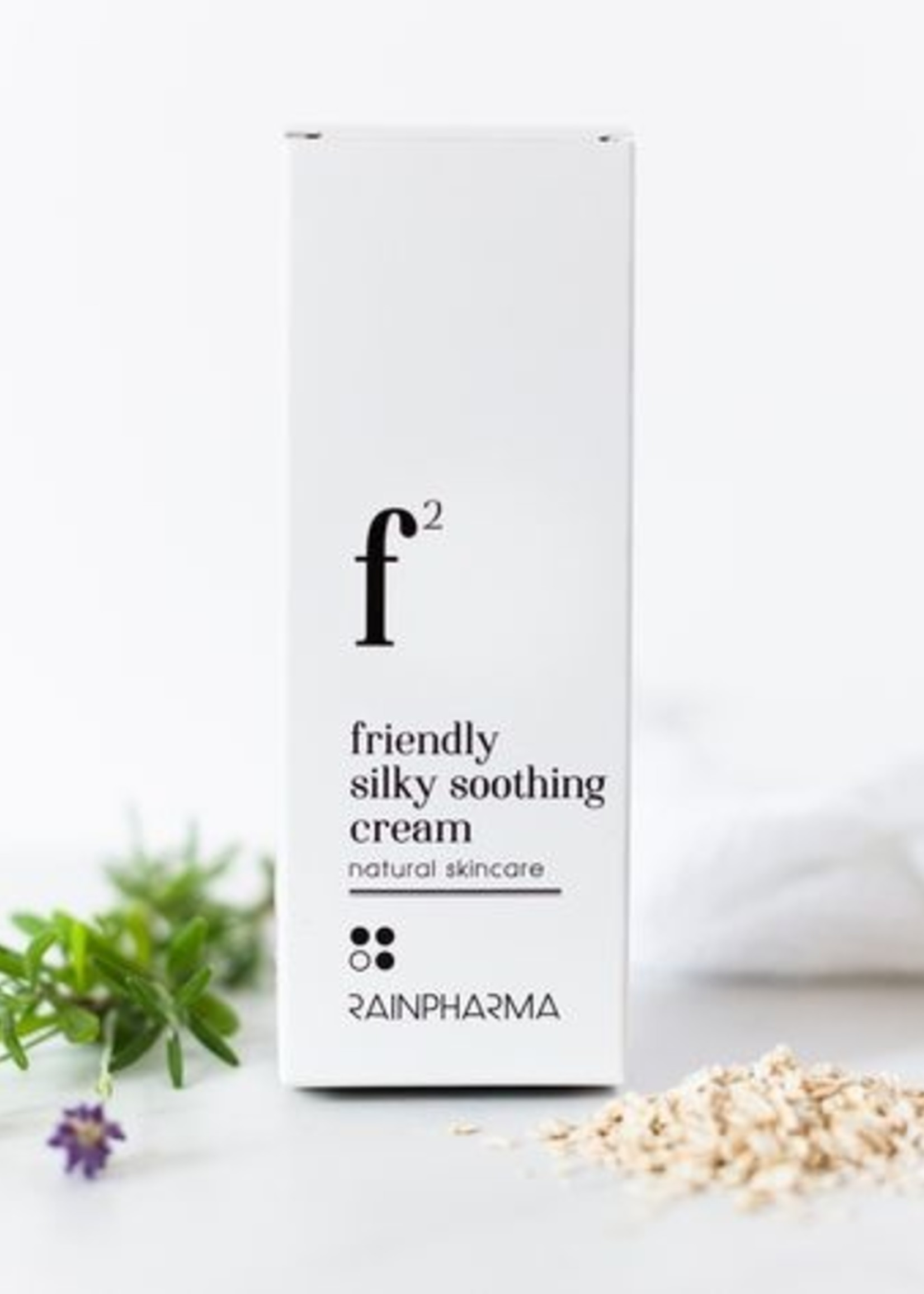 Rainpharma F2 - Friendly Silky Soothing Cream 50ml