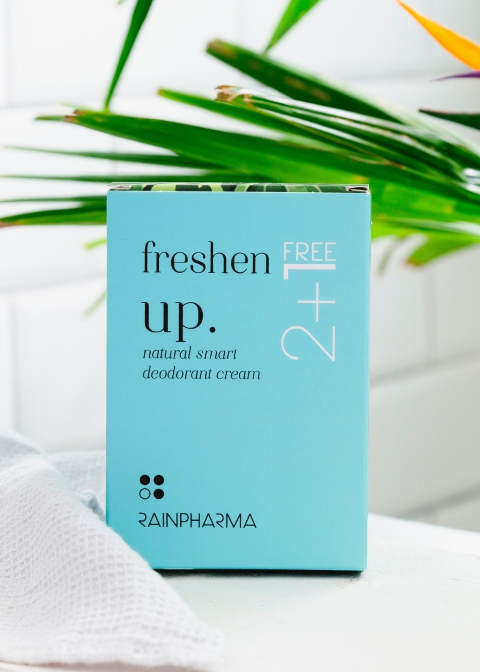 Rainpharma Deodorant FRESHEN UP 2+1