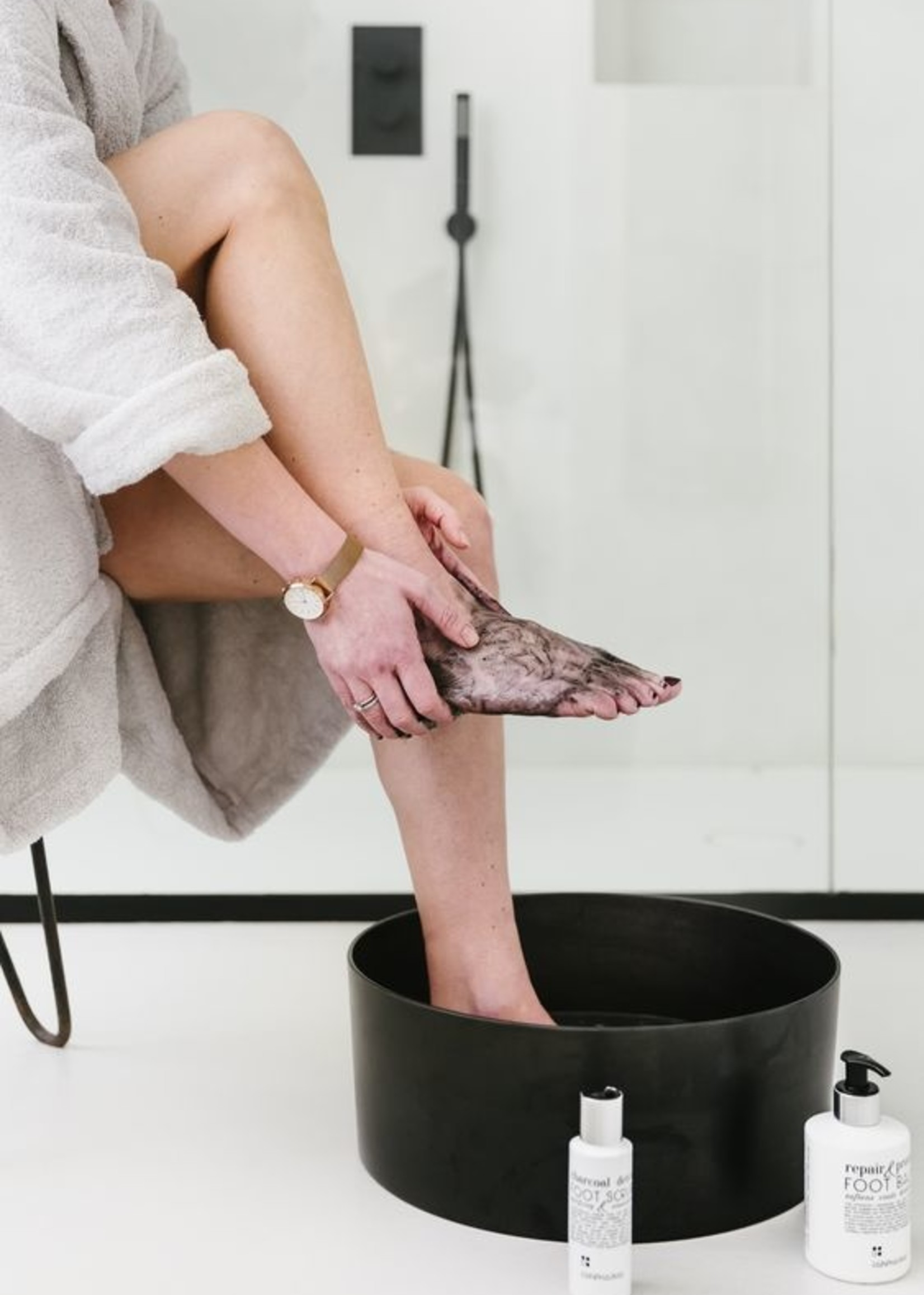 Rainpharma NEVER ENDING CIRCLE voetbad