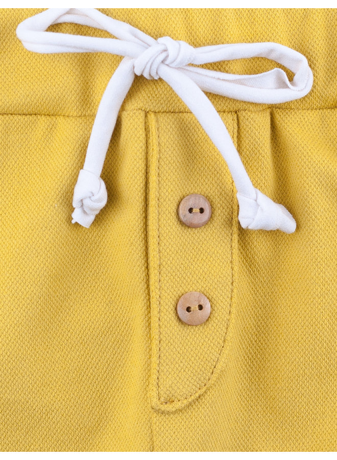 Trousers Wood - Oker