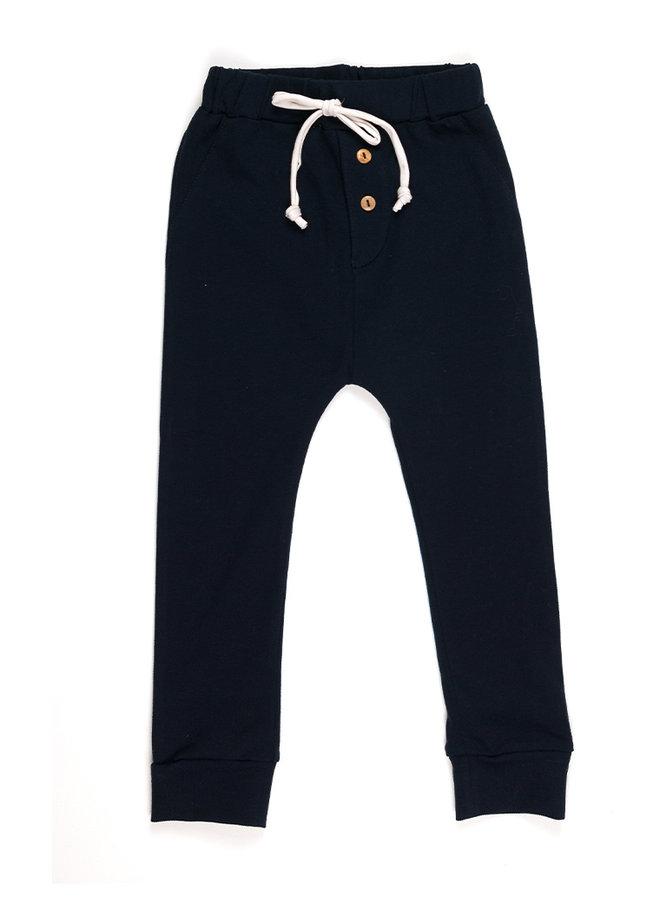 Trousers Wood - Dark Navy