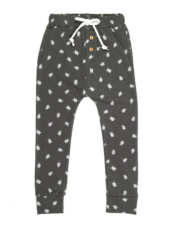 Trousers Wood - Beetle Dark Grey