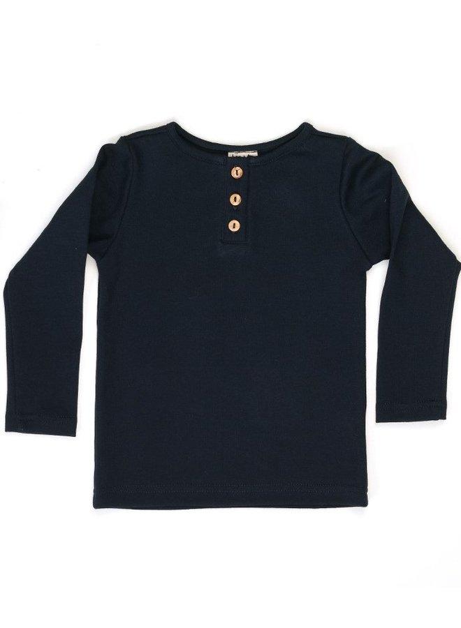 Shirt long sleeve - Navy