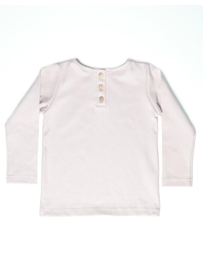 Shirt long sleeve - Ecru