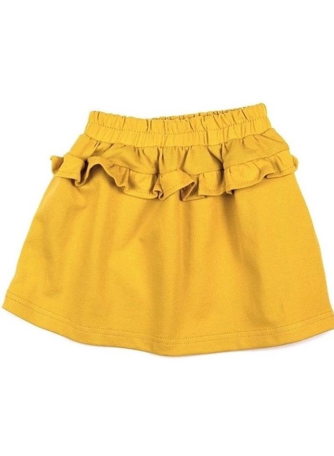 Skirt ruffle - Oker