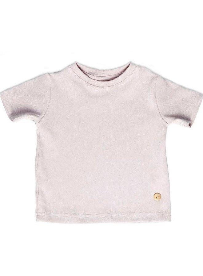T-shirt Basic - Dusty Salmon