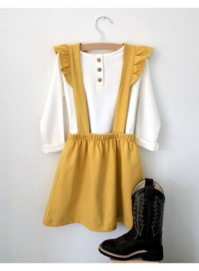 Salopette dress - Oker