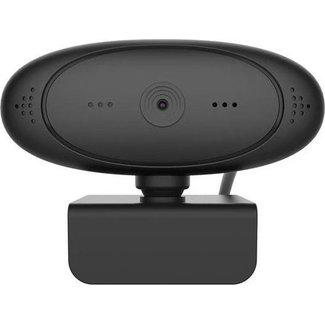 Mossmedia Mossmedia HD Webcam - 1080p - Geschikt voor Thuiswerken - Zwart