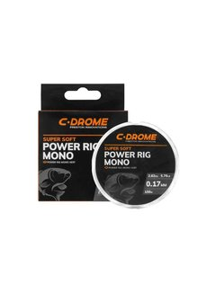 C-drome Super Soft Power Rig Mono Green 150m