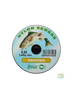 Sensas Sensas Nylon Forel 100m
