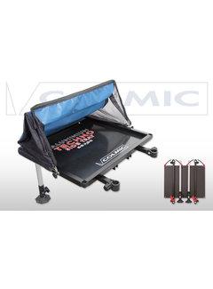 Colmic Alum Side tray 65x50