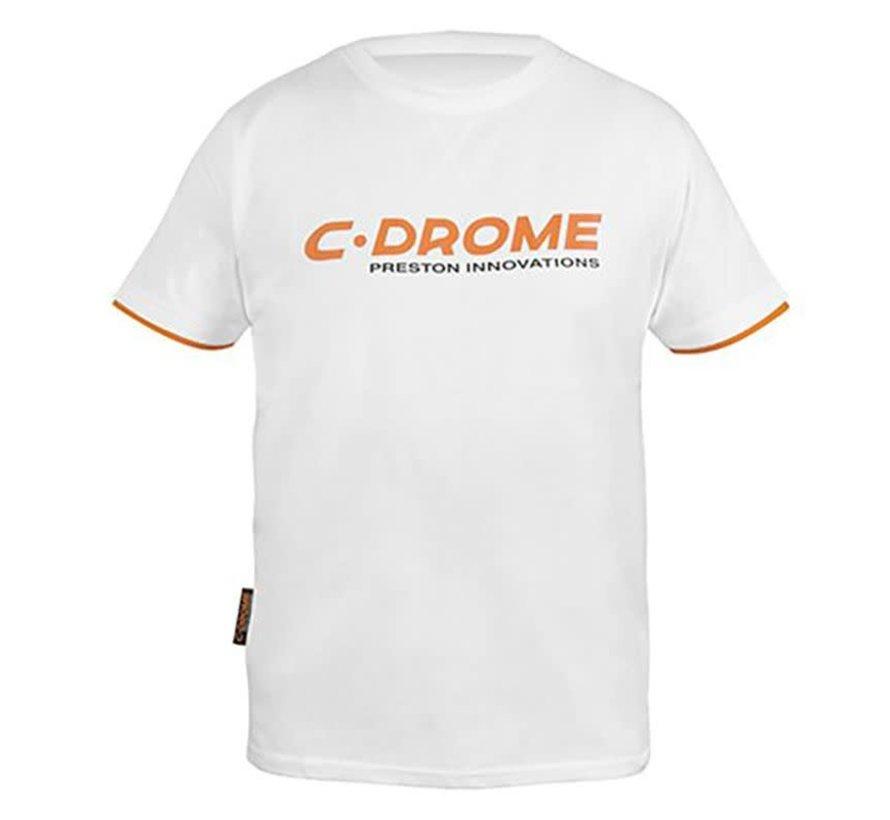 C-Drome T-shirt White