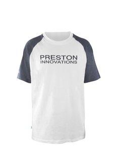 Preston Preston White T-shirt