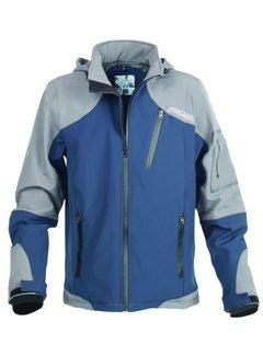Colmic Softshell Blue Grey Jacket