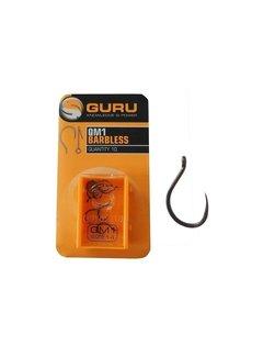 Guru QM1 Barbless (10pcs)