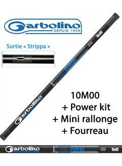 Garbolino Pack Extreme Power Carp 688 10m