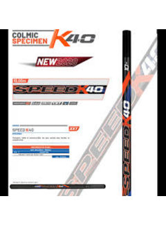 Colmic Speed K40 Specimen Carp 10m
