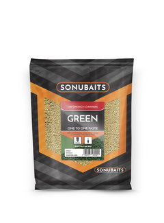 Sonubaits One to One Paste Green