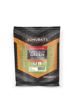 Sonubaits 1TO1 PASTE supercrush green
