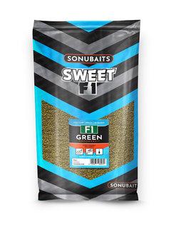 Sonubaits F1 Sweet Fishmeal Green 2kg