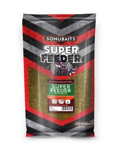 Sonubaits Super Feeder Fishmeal Groundbait 2kg