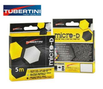 Tubertini Micro-D Hollow Elastic (5m)