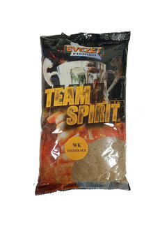 Evezett team spirit wk feeder mix