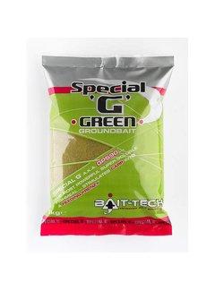 Bait-Tech 2500002 SPECIAL 'G' GREEN GROUNDBAIT 1kg